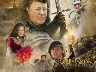 LOTR parody